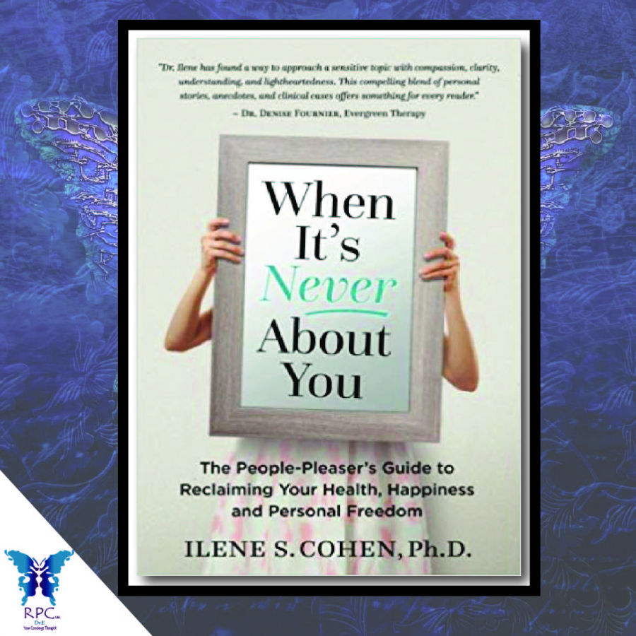 book- cover-for-when-its-never-about-you-by-ilene-cohen